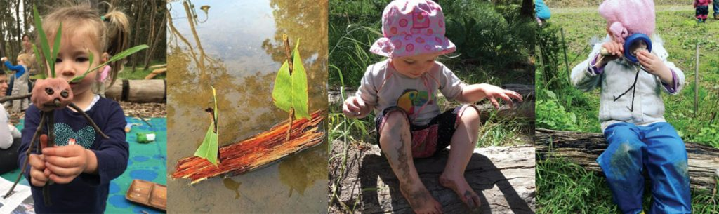 Eco Explorers - Melbourne Bush Kinder Playgroups