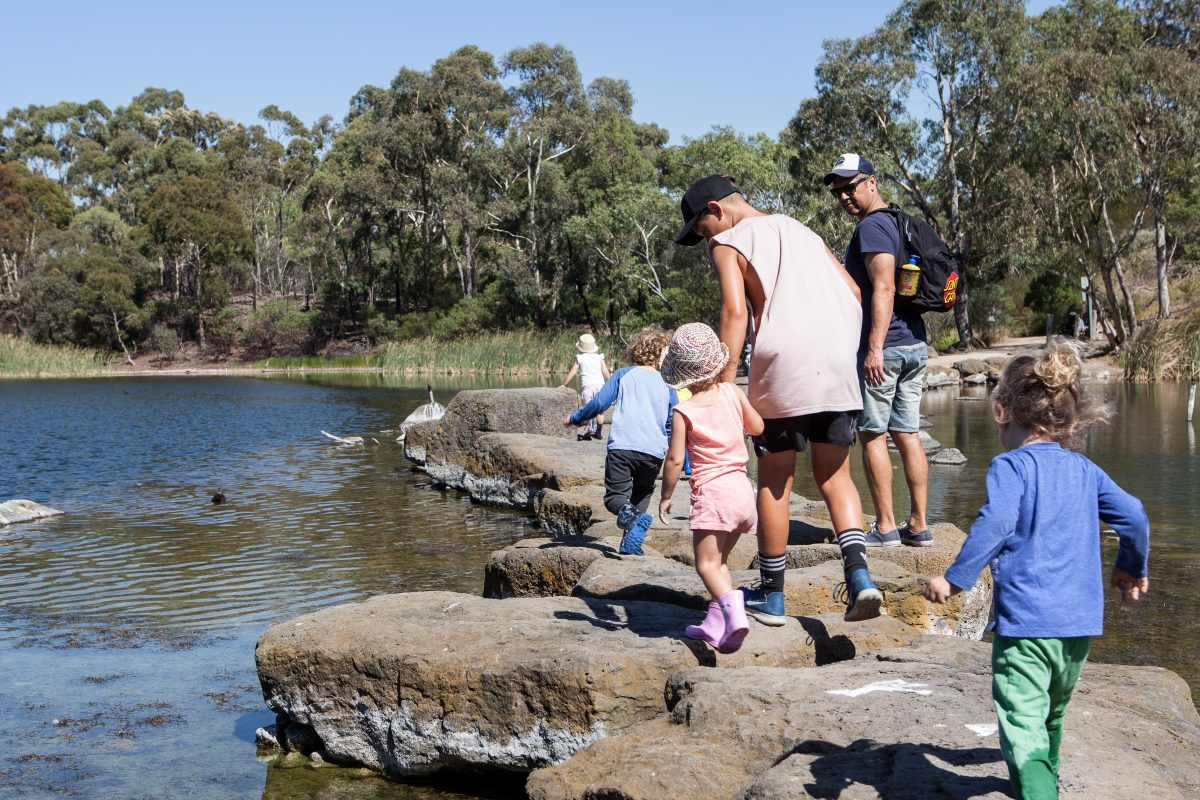 Top bush walks and nature reserves for families to visit in Melbourne's West