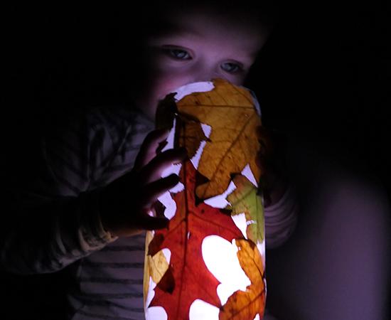 diy kids lantern