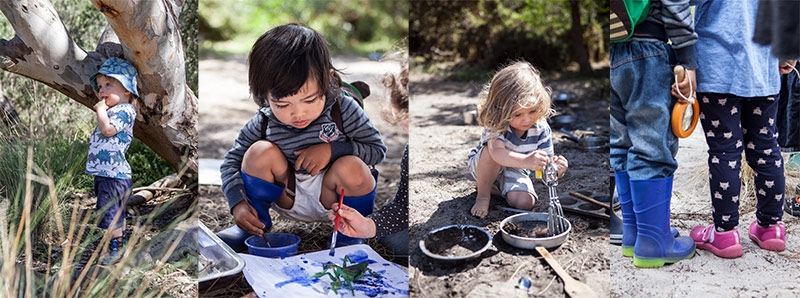 Forest School Playgroups Australia