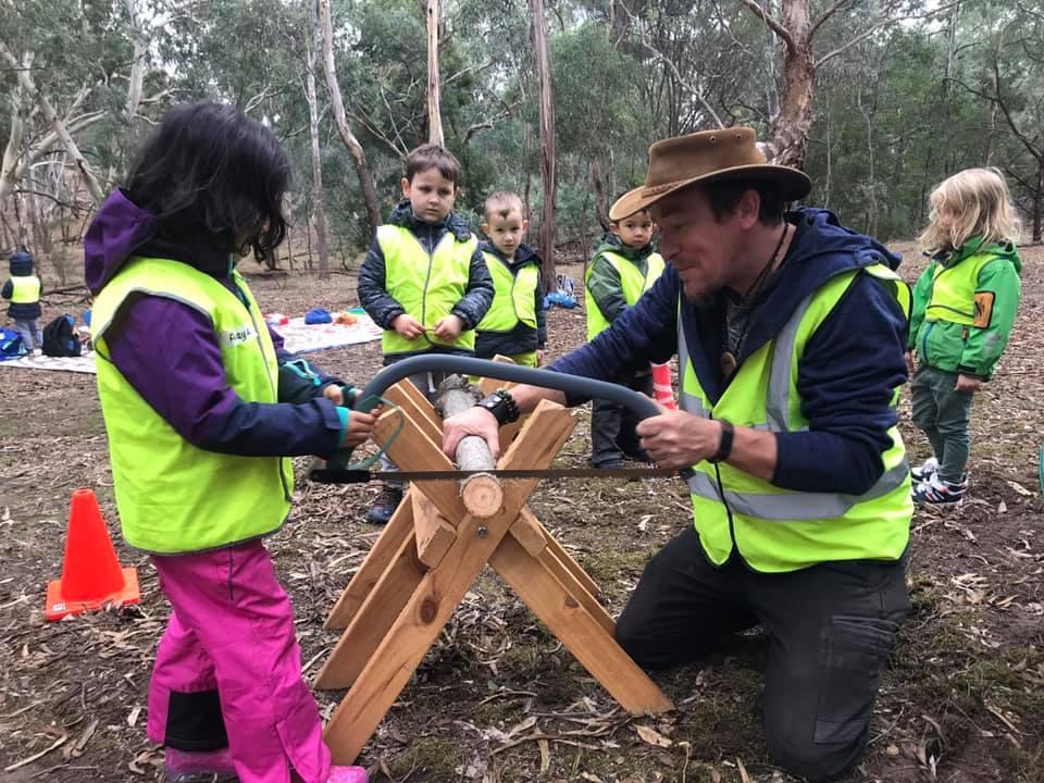 Forest School - Melbourne, Australia