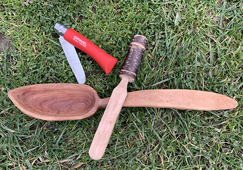 Opinel Whittling Knife