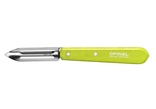 Opinel Apple Green Peeler