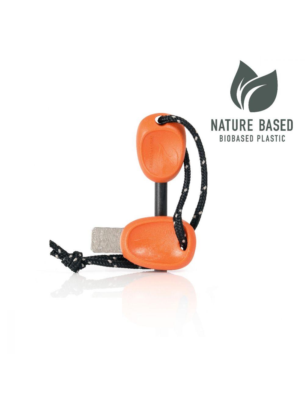Light My Fire Swedish FireSteel BIO Scout 2-in-1 - orange