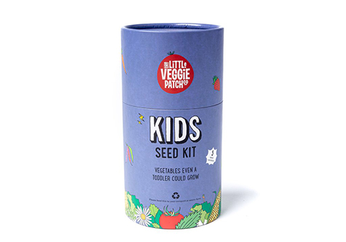 Kids Veggie Seed Kit