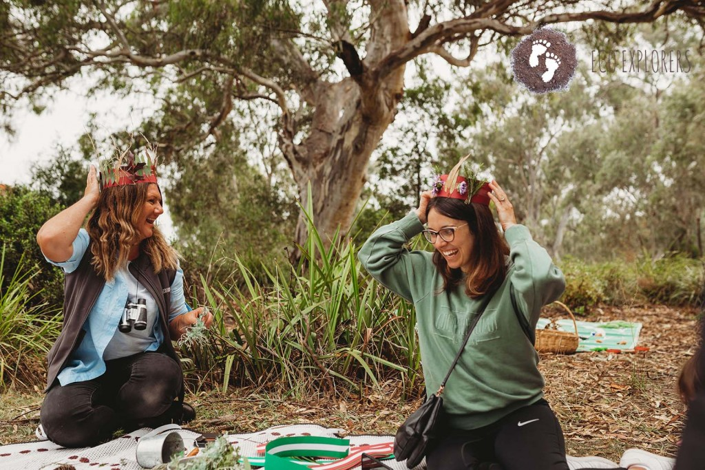 Funded and supported bush playgroups